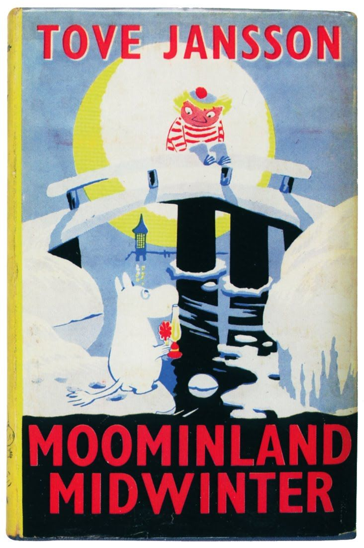 Moominland Midwinter - Tove Jansson