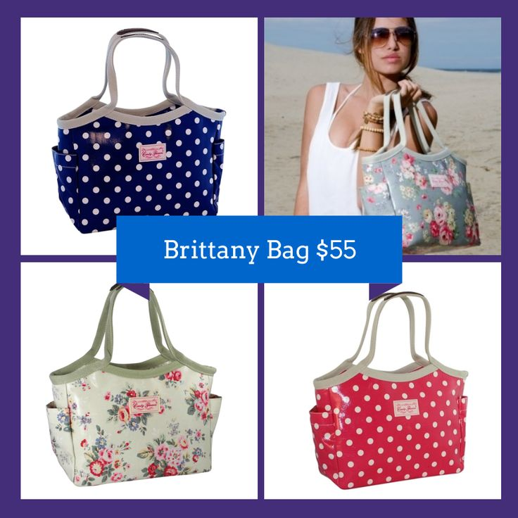 Oil Cloth Brittany Handbags available at www.motherbabystore.com.au