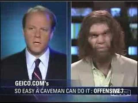"Geico Insurance ""Cavemen"" To Become ABC Sitcom Insurance ... |Geico Easy"