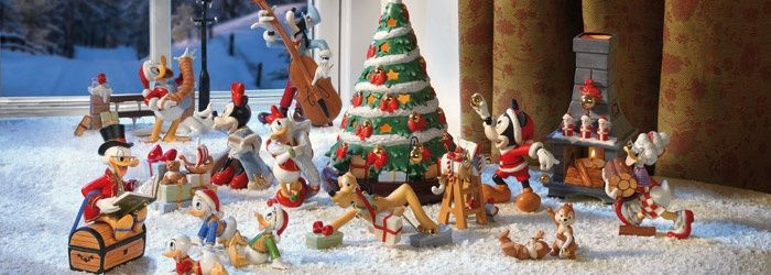 Firkløveren Mikkes Jul, 12 deler