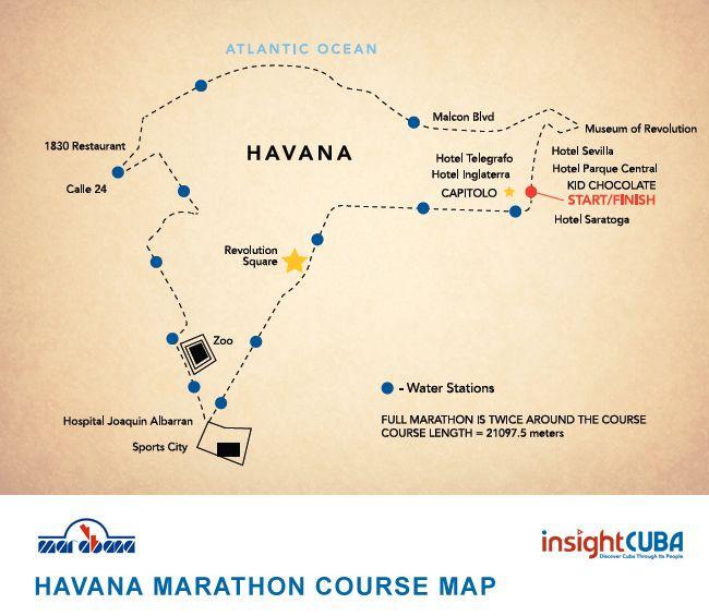 Official Havana Marathon Tours | insightCuba#insightCuba #travel #Cuba