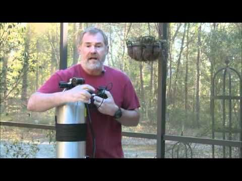 Sidemount Diving: Regulator Set Up by Dive Rite.mp4 - YouTube