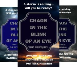 Chaos In The Blink Of An Eye (4 Book Series)