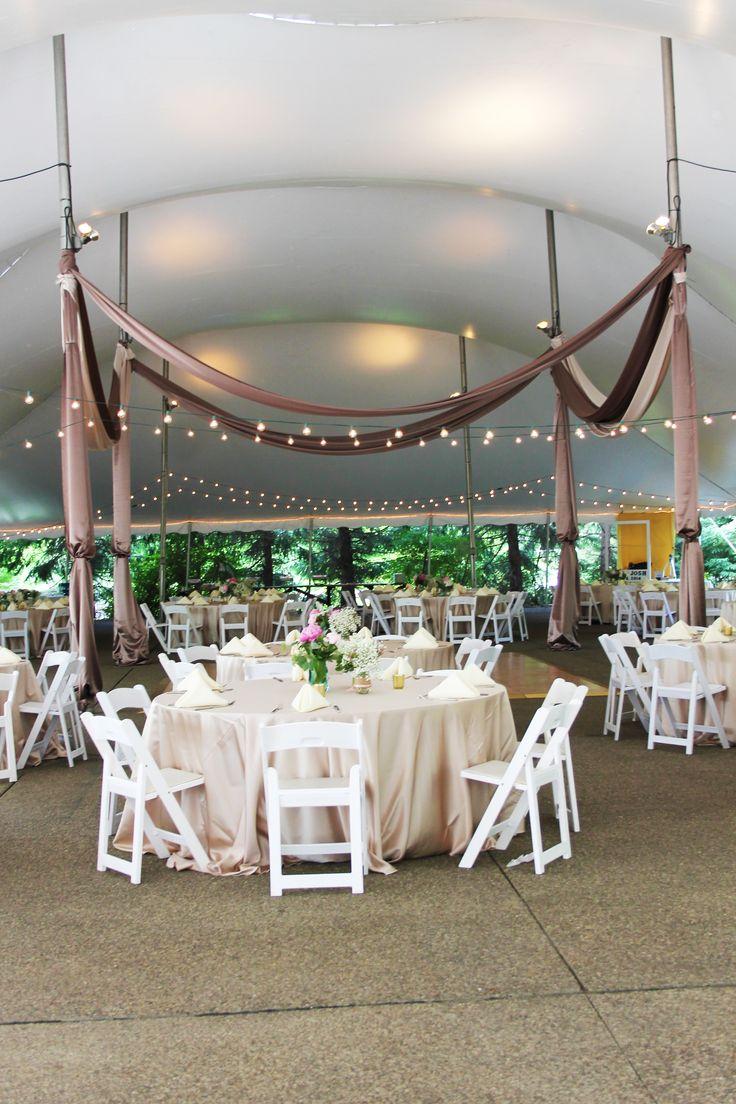 Pittsburgh Wedding Venue Tent Receptions