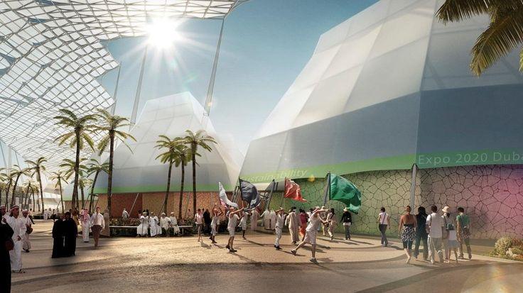 Генеральный план EXPO 2020 в Дубаи-7