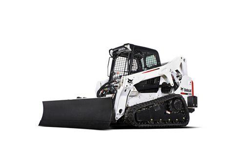 Bobcat T650 Compact Track Loaders – Bobcat Company - Bobcat Company
