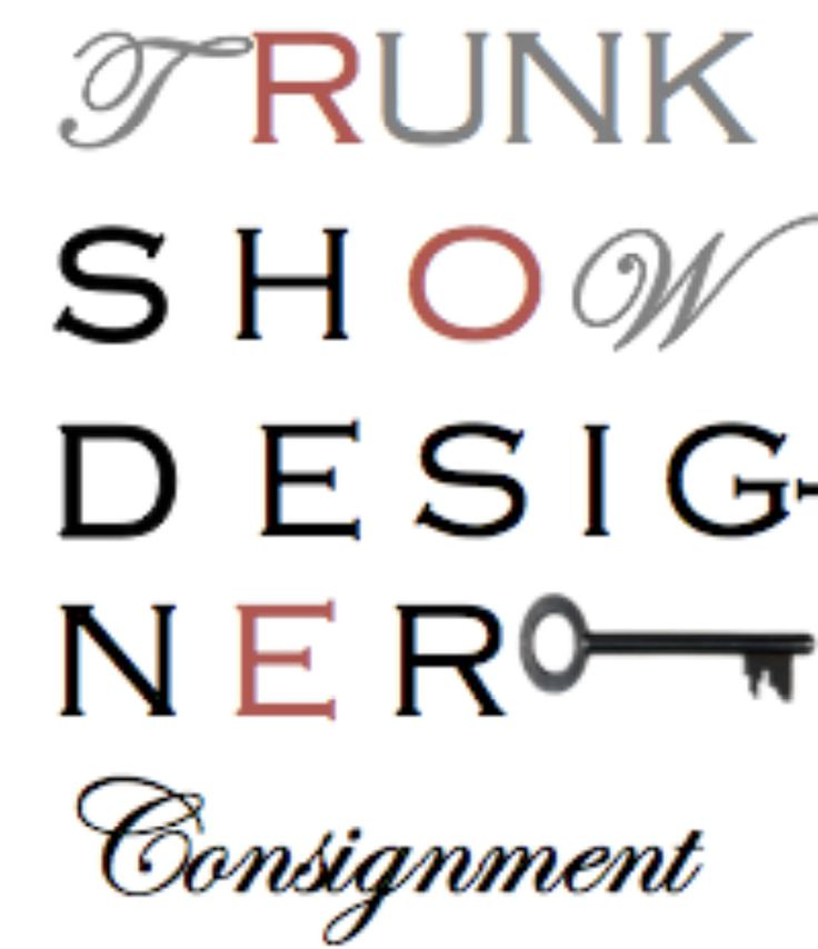 Trunk Show Designer Consignment new york resale