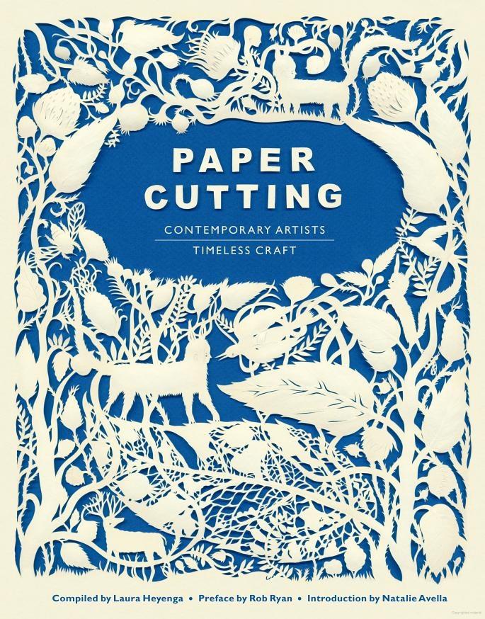 Paper cuttingCrafts Ideas, Rob Ryan, Contemporary Artists, Papercut, Timeless Crafts, Cut Paper, Paper Cutting, Paper Crafts, Cut Book