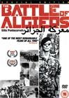 Argent Films: dvd sleeve of Battle of Algiers