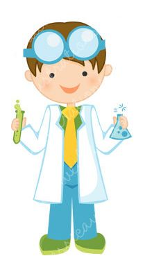 Scientist Boy by JWIllustrations