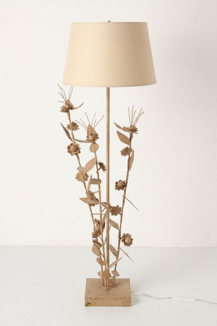 Mermaid floor lamp - Coralie Bed Contemporary Floor Lampscollege