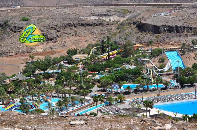 Aqualand, Maspalomas, Gran Canaria (I'm still a child)