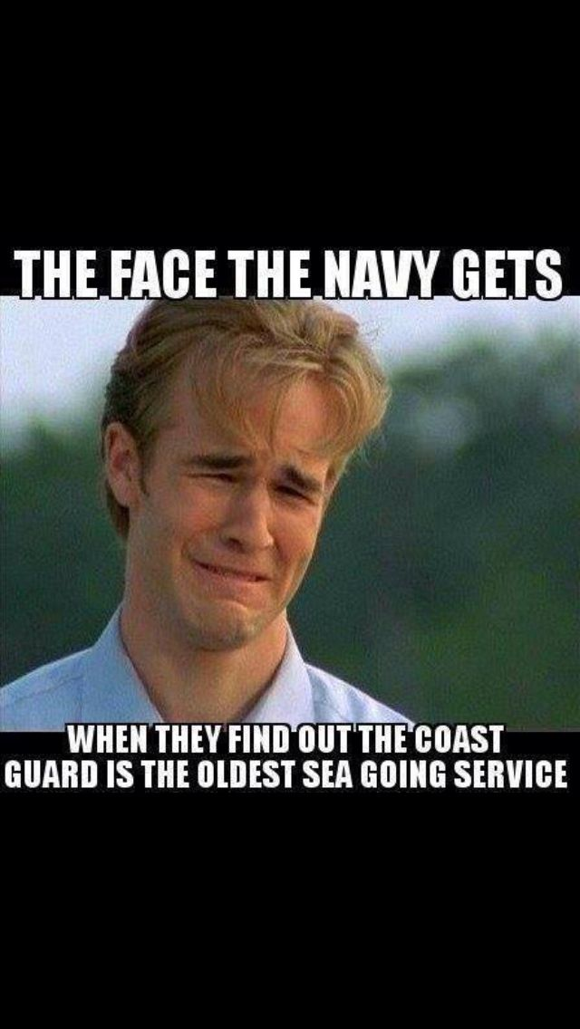 2d2ce9fee928b1489f9ddd94143d386f military jokes military life 18 best coast guard memes images on pinterest funny military,Coast Guard Meme