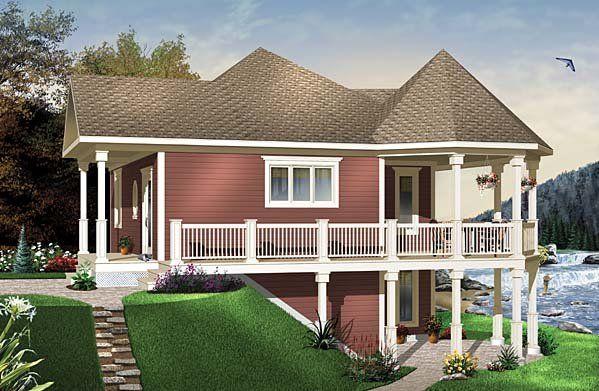 17 best ideas about basement house plans on pinterest for No basement house plans