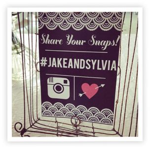 WeddingHashtagWall.com  --> Generate a hashtag for your wedding and download a template to print!