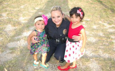 From Argentina to Arlington, Officer Natalia Aumedes Embodies American Dream  http://www.arlington-tx.gov/news/2016/12/08/from-argentina-to-arlington-officer-natalia-aumedes-embodies-american-dream/