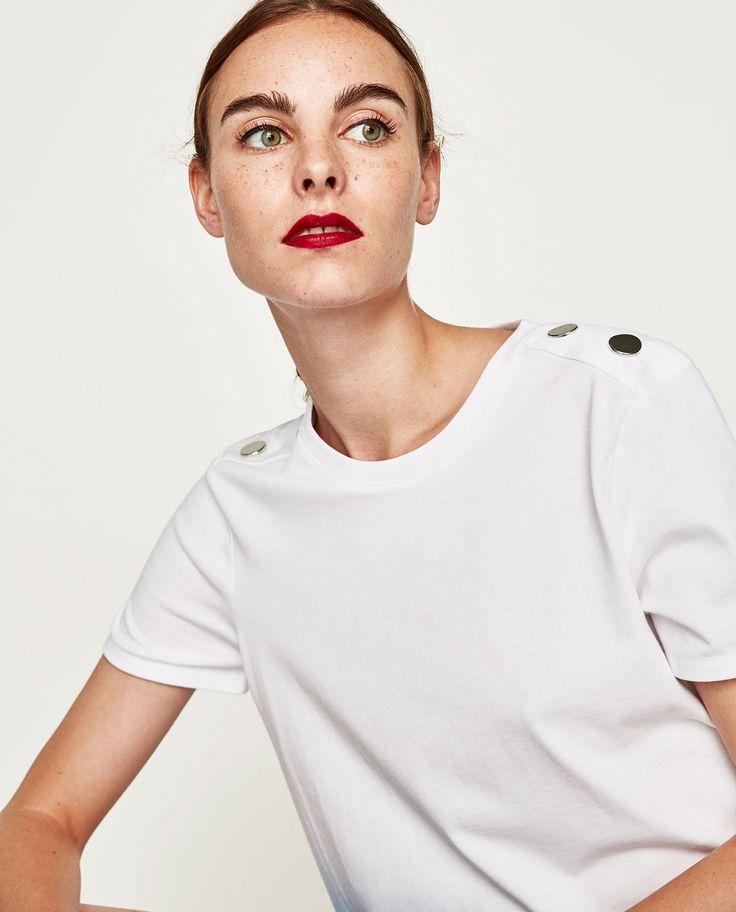 Γυναικεία Μπλουζάκια | ZARA ΕΛΛΑΔΑ