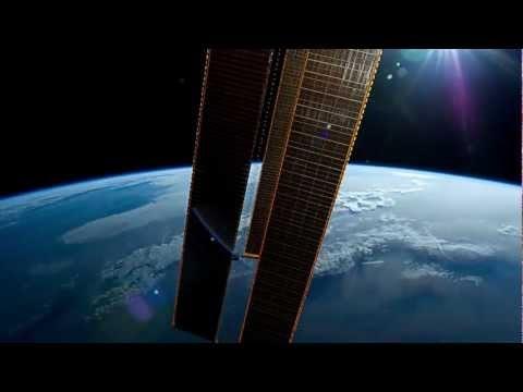 Mensaje desde la ISS a toda la humanidad