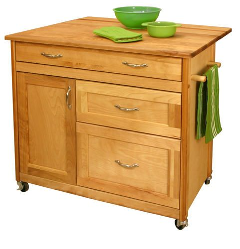 Best 40 Mid Sized 3 Drawer Island At Menards Portable 400 x 300