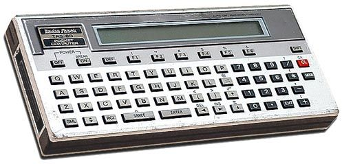 had this Radio Shack handheld computer in College 1982-1986Shack Pc 2, Radios Shack, Shack Handheld