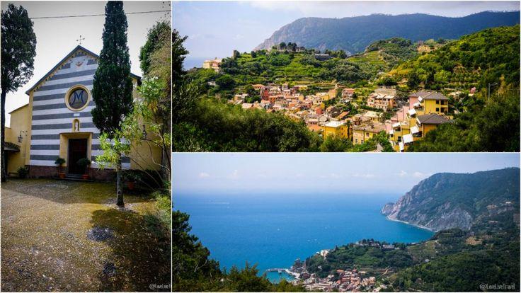Monteresso Cinque terre gira cinq terres Italie blog voyage LoveLiveTravel