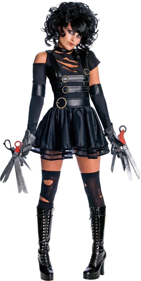 Miss Scissorhands Costume - Halloween Costumes at Escapade™ UK - Escapade Fancy Dress on Twitter: @Escapade_UK