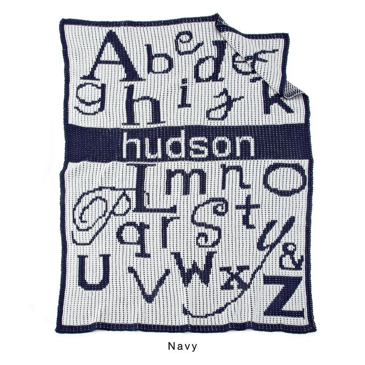 PERSONALIZED BABY STROLLER BLANKET   Personalized Baby Blankets   UncommonGoods