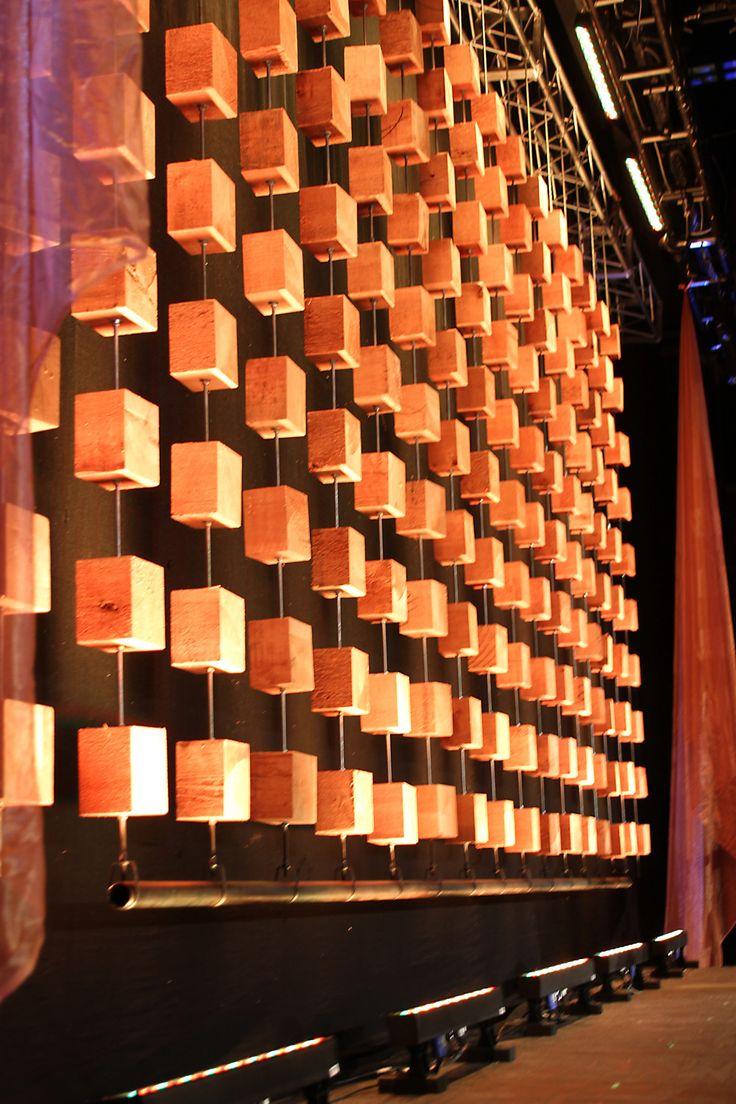 Stage design idea