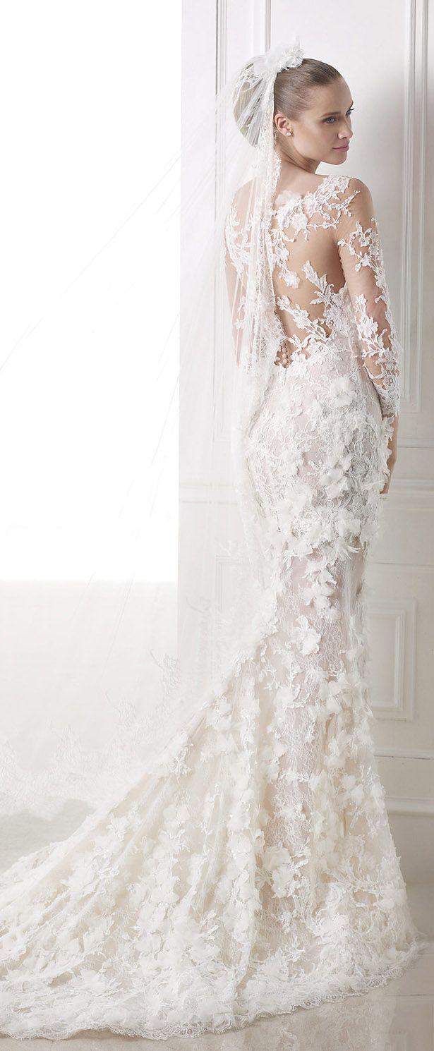 Atelier Pronovias 2015 Bridal Collection - Belle The Magazine