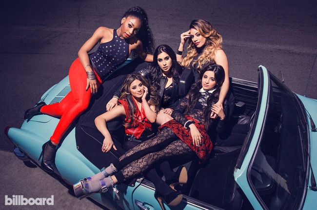 Fifth Harmony: The Billboard Photo Shoot | Billboard
