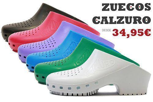 7996c3a9a33 Conoce toda la colección de Zuecos CALZURO. Todos los talles y modelos para  hombres, mujeres y niños. Todos los diseños para todo tipo de ocasiones.