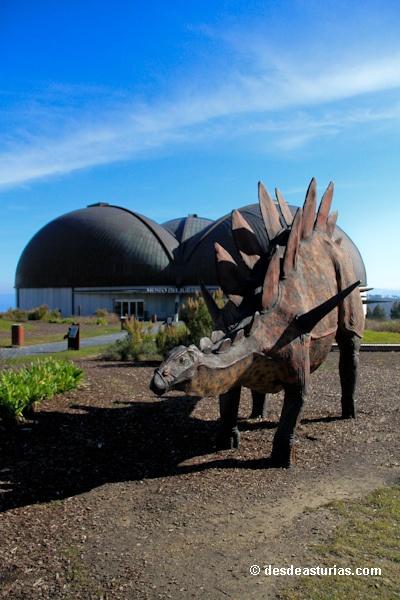 MUJA - Museo Jurásico de Asturias, Colunga, Asturias, Spain,  by desdeasturiascom, via Flickr