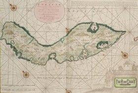 Остров Кюрасао.Ликёр Курасао и коктейли с ним