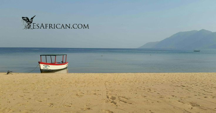 #Domwe #Island from the #Beach in front of #FatMonkeys #Lodge @ #CapeMaclear #LakeMalawi