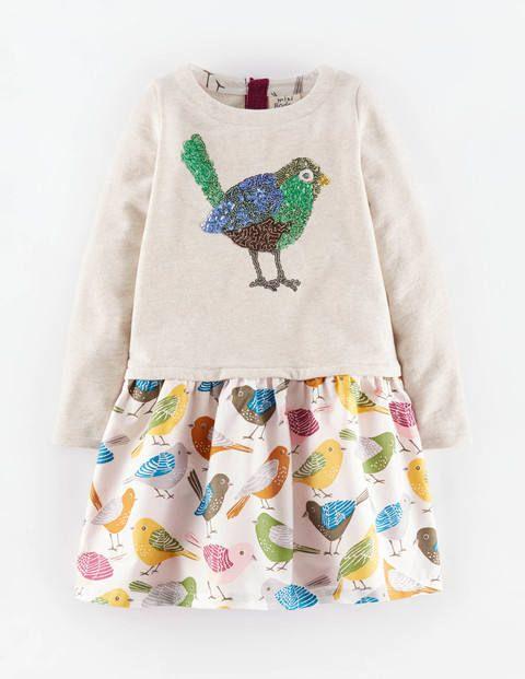 Cosy Woodland Dress