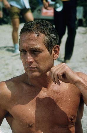 Paul Newman EL HOMBRE MAS GUAPO DEL MUNDO