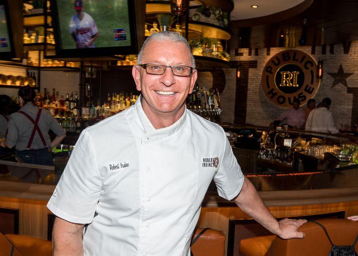 PHOTOS/VIDEO: Celebrity Chef Robert Irvine Opens First Las Vegas Restaurant, Robert Irvine's Public House Inside Tropicana Las Vegas – Vegas24Seven.com