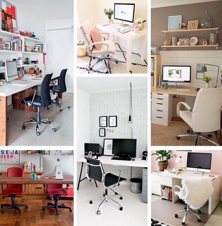 Cadeiras para escritório! - Danielle Noce