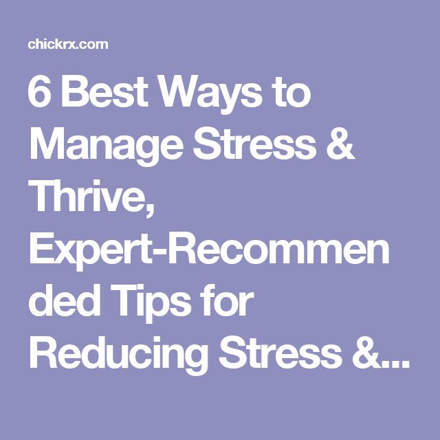 25 healthy ways to minimize andd manage stress in our lives That's why we've rounded up these 25 expert-endorsed ways to help can reduce stress and tension in your by our editors healthcom may receive.