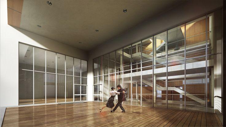 Riqualificazione edifici e aree pubbliche nel centro di Lanzada