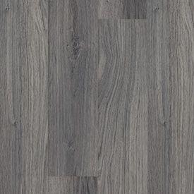lowe's laminate flooring | Pergo Living Expression Plank 4v Dark Grey Oak, plank Laminate
