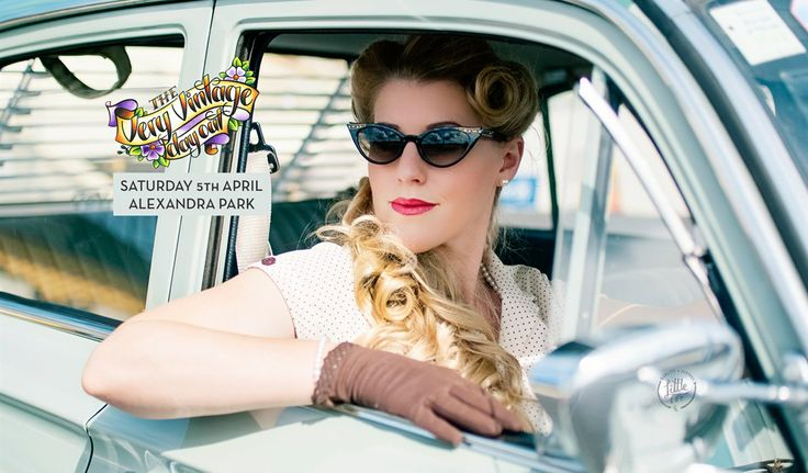 Little Lot | The Very Vintage Day Out from The Very Vintage Day Out