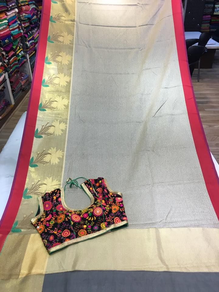 Designer Fancy Sarees Paired With Contrast Blouse Here is the latest exclusive fancy sarees with designer contrast designer blouse with reasonable prices .In this fancy sarees we have different color with different designs are available.To buy this sarees details below.  ‪#‎designer‬ ‪#‎fancysaree‬ ‪#‎conrastblouse‬ ‪#‎elegantfashionwear‬
