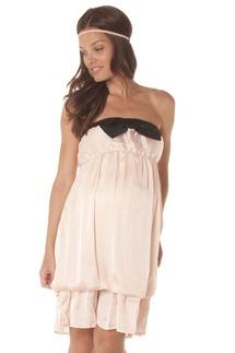 belle robe de soire pour femme enceinte - Coloration Pour Femme Enceinte