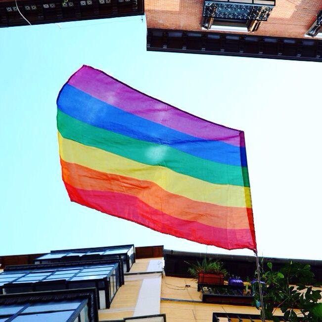 #Madrid 2016 #gay #pride
