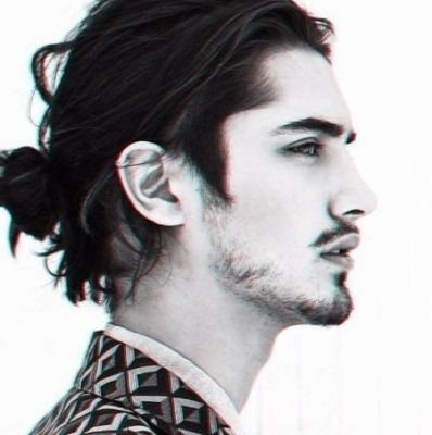 Guys Long Hairstyles the samurai bun mens long hairstyle Long Hairstyles For Men Ponytail Download