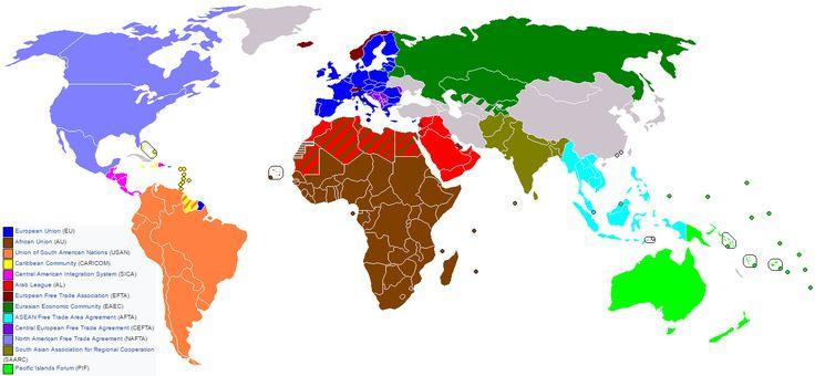 Regional Trade Blocs