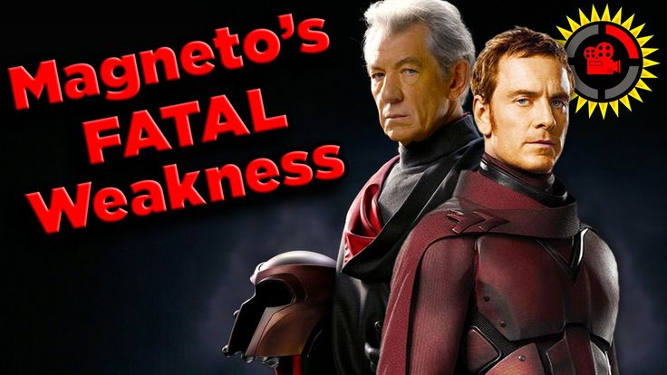 Film Theory: the SHOCKING Fatal Weakness of X-Men's Magneto!