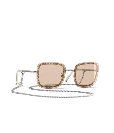 4f68579d1 Óculos de sol - CHANEL | shade in 2019 | Oculos de sol chanel ...