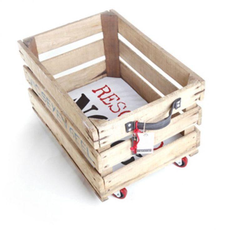26 best images about cajas de fruta on pinterest milk for Crate box table